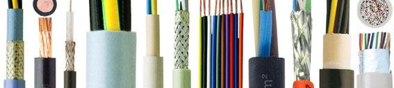 Kabel Leitungen Elektrogroßhandel Moelle