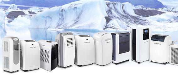 Trotec Klimagerät