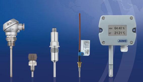 Jumo Sensor- und Messtechnik