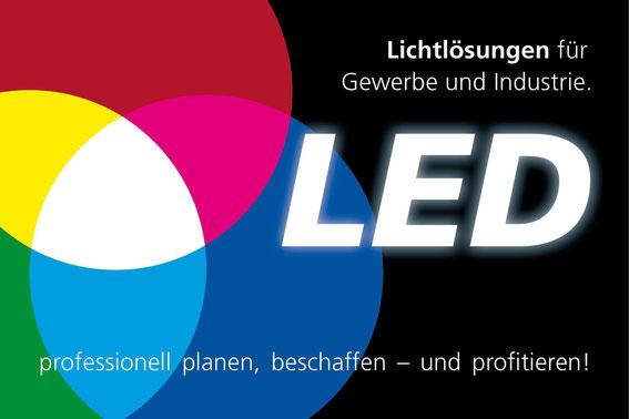 LED Licht-Lösungen für Gewerbe und Industrie