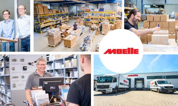 Job als LKW-Fahrer bei Moelle Nordhorn