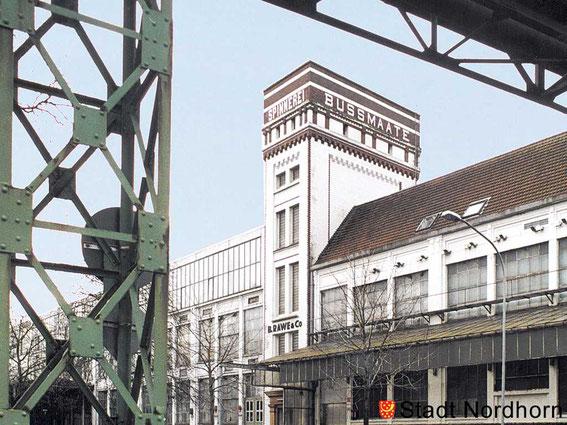 Textilindustrie Stadt Nordhorn
