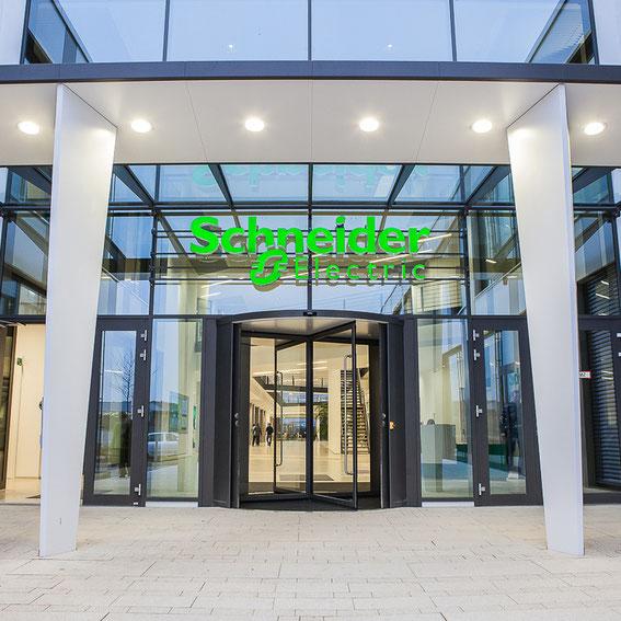 Schneider Electric Ratingen Deutschland