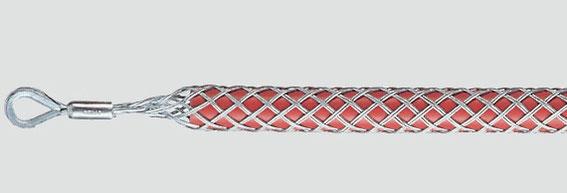Kabelziehstrumpf mit einer Schlaufe
