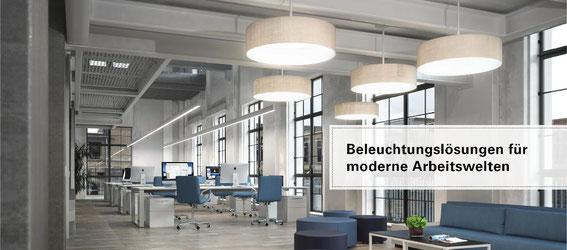 Waldmann Leuchten für Büro und Verwaltung