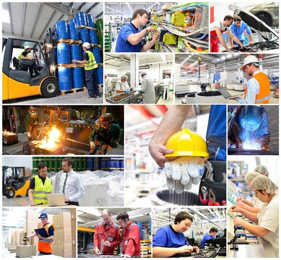 Elektroartikel für den Industriebedarf