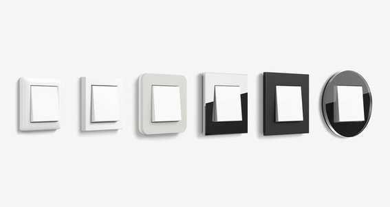 Gira Schalter und Gira Schalterprogramme