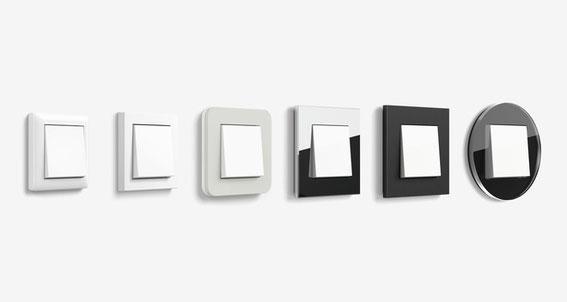Gira Schalter und Schalterprogramme