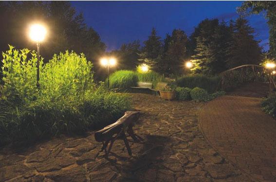 Bachmann Gartensteckdosen