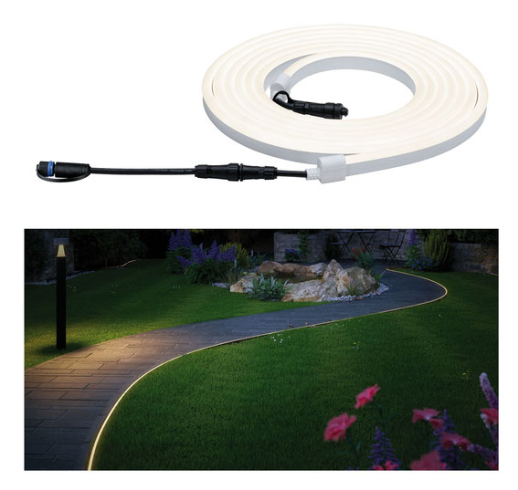 LED Stripe Streifen für Wege