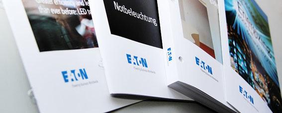 Eaton Katalog Übersicht