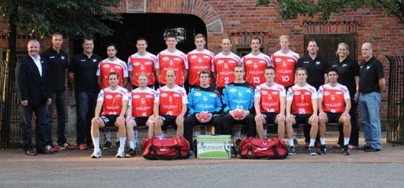 Mannschaft HSG Nordhorn-Lingen