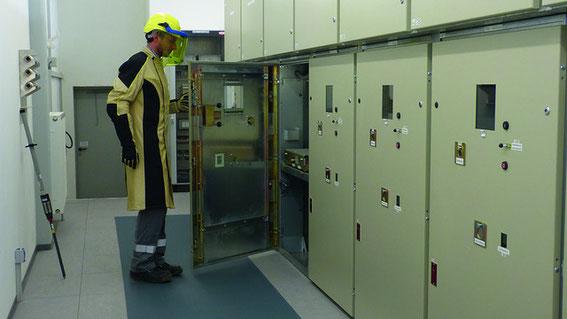 Isoliermatten für Elektriker