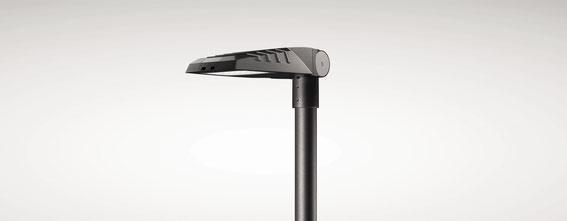 Trilux Mastleuchte LED