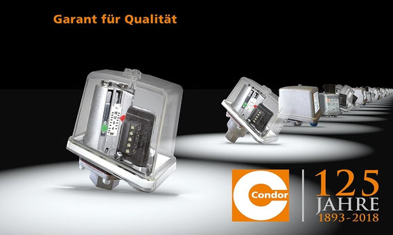 Condor Druckschalter MDR 5