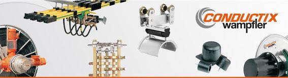 Conductix Wampfler Produkte
