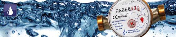 NZR Zähler: Wasserzähler