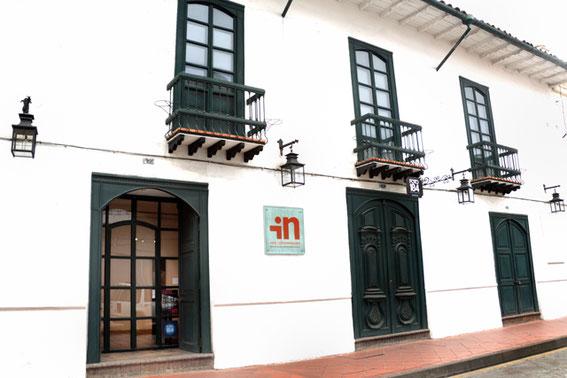 Edificio IN ARTE CONTEMPORANEO - sede principal