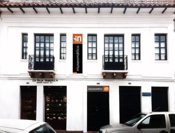 Edificio MUSEOMATICO / In Arte Contemporáneo - sede paralela