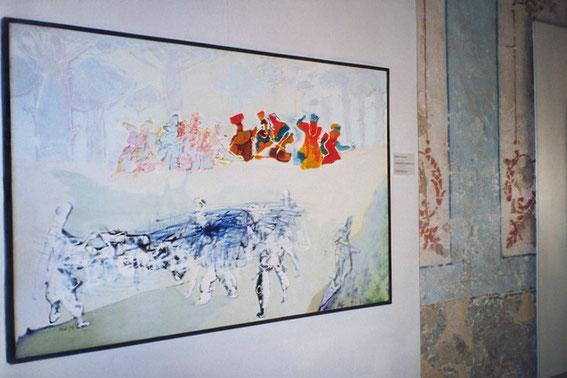 Ramiro Jácome - Escenas y Reverencias