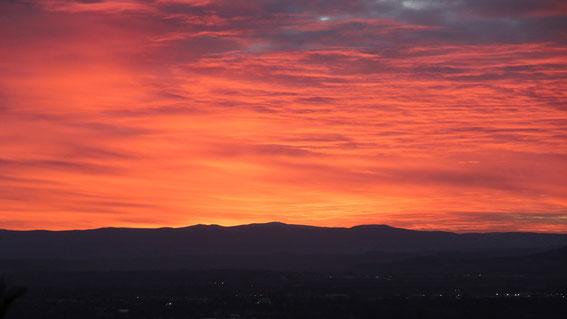 7:53 une vue colorée sur Pierre-sur-Haute