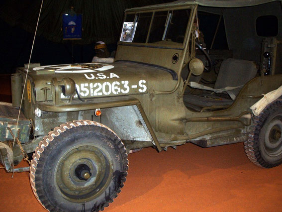 Mill's Jeep