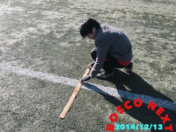 ヨコハマぽるとカップ2014でも、やっぱり無茶ブリでお手伝いをさせられるアニーでした(^-^)/ byよこちゃん