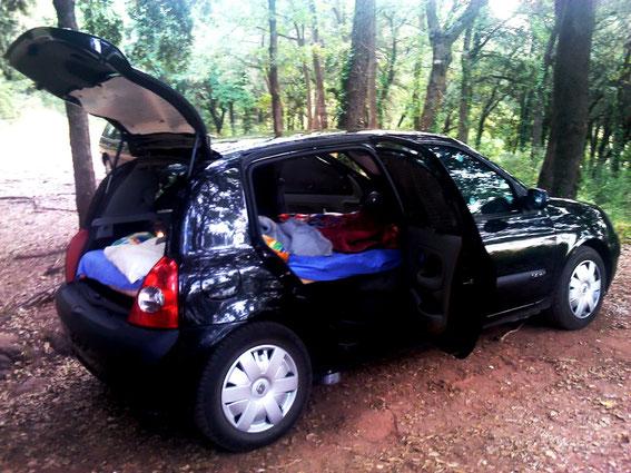 En mode camping car