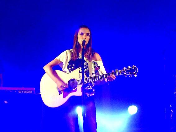 Arrêt concert: Ana Free, une star au Portugal