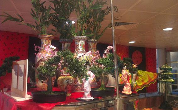 Asie th me de d cor d cors th mes for Decoration asie