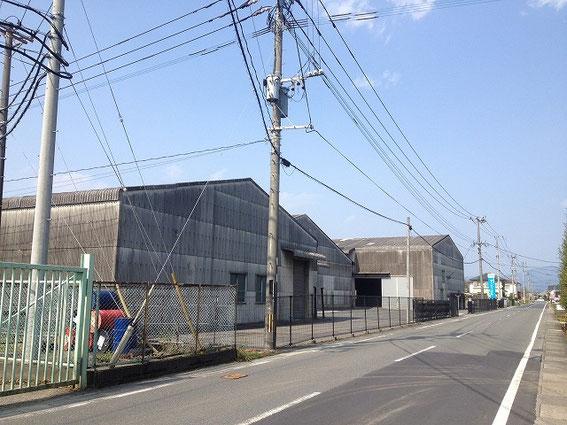 朝倉郡筑前町にある倉庫の写真