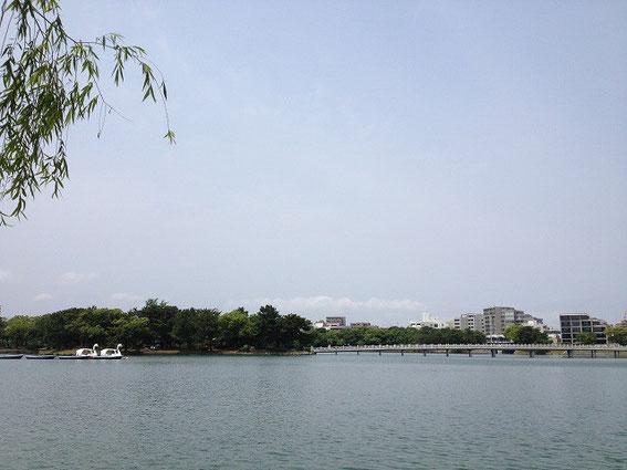 福岡市中央区大濠公園2