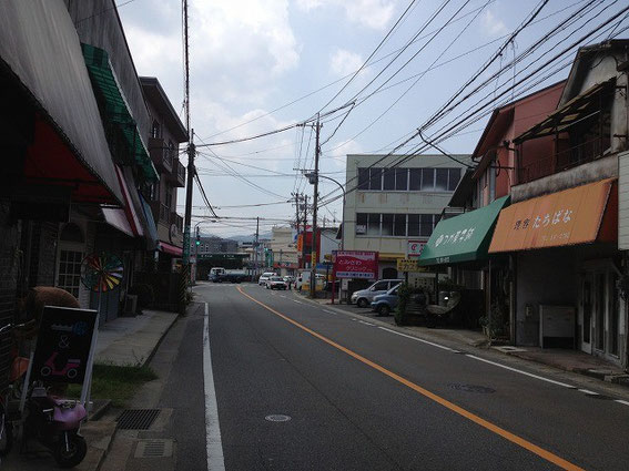 中尾商店街