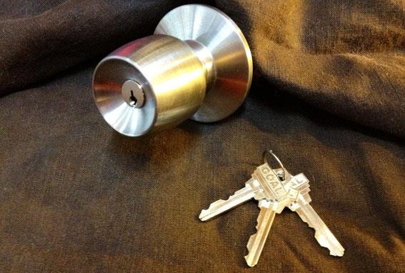 ゴールP-UC-5Q鍵交換用取替玉座