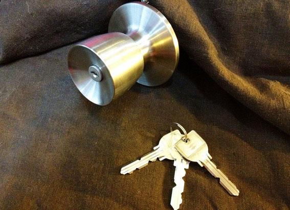 美和ロックU9HM鍵交換用玉座