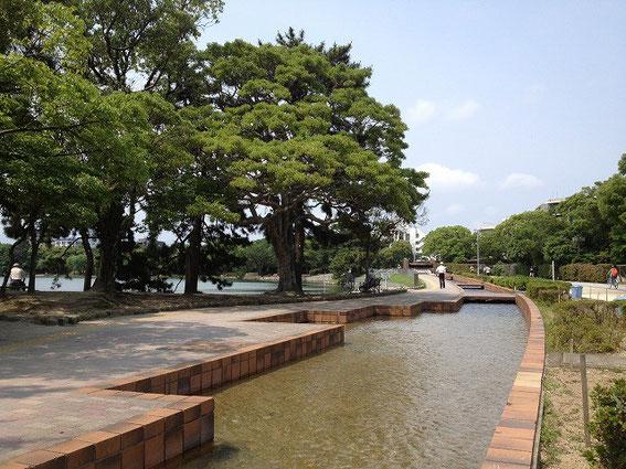 福岡市中央区大濠公園