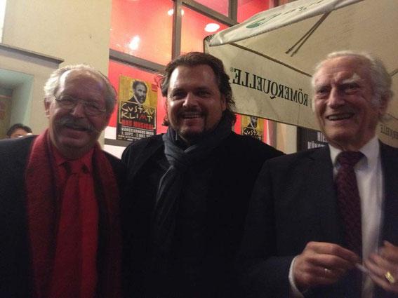 Karl J. Mayerhofer, Werne Auer, Dr. Russwurm