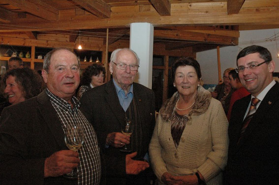 Werner Schönfelder, Leopold & Maria Wanderer, Johann Dill
