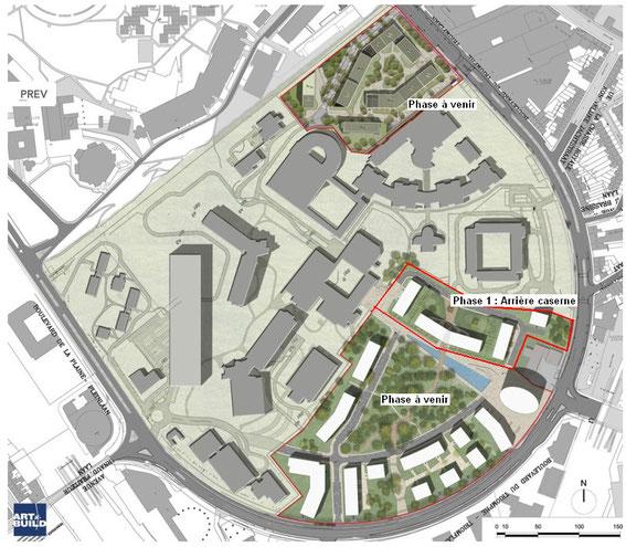 Projet Universalis Park, source : http://www.immobel.be/fr/portfolio/bureaux-en-developpement/280-universalis-park