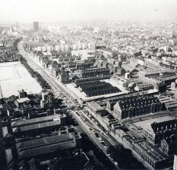 Boulevard militaire, source 4