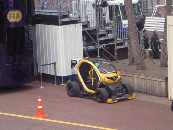 Twizy F1