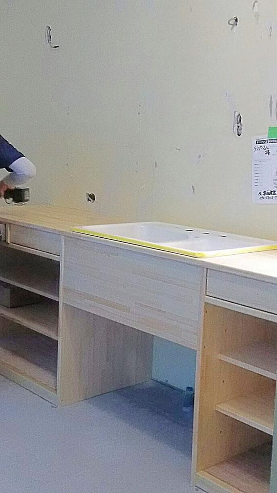 キッチンスペシャリストがコーディネートするキッチン改装