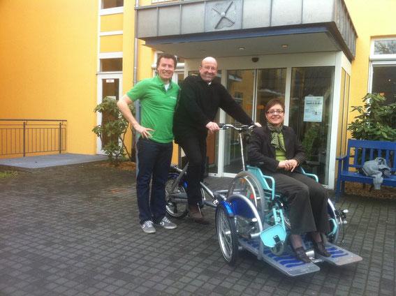 Dreirad für Erwachsene Van Raam Velo Plus