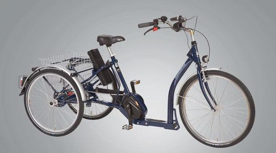 Pfau Tec: Neue Dreiradmodelle Verona und Monza in unseren Dreirad-Zentren erhältlich