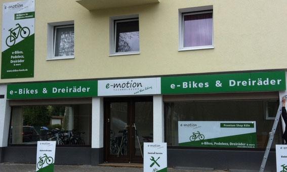 Dreiräder für Erwachsene in Köln