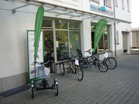 Dreirad-Zentrum München Süd