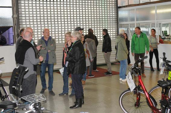Neues Dreirad-Zentrum in Saarbrücken eröffnet