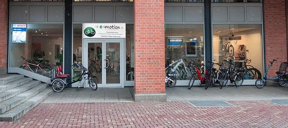 Dreirad-Zentrum Hannover außen