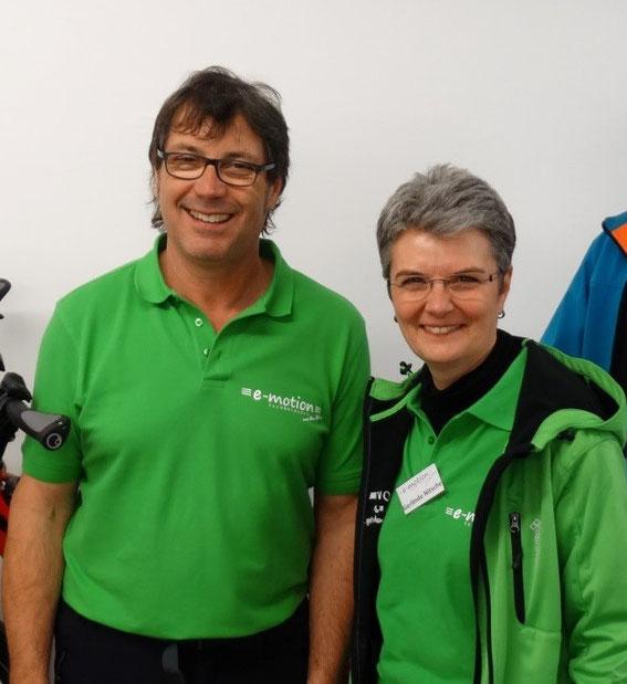 Wir laden Sie herzlich zu einer Probefahrt in unserem neuen Dreirad-Zentrum Stuttgart ein