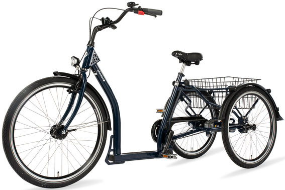 dreirad fahrrad sicher und stabil dreirad zentrum. Black Bedroom Furniture Sets. Home Design Ideas